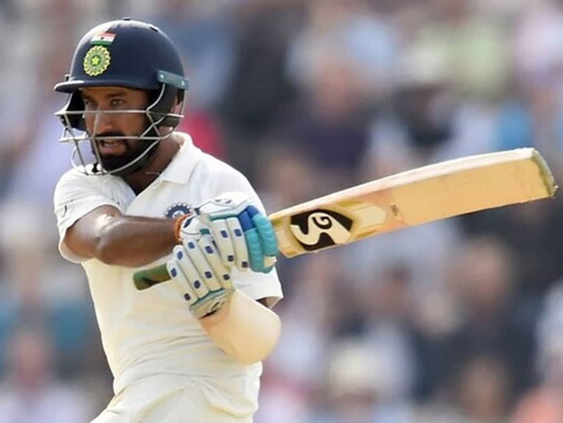 Cheteshwar Pujara Responds To Fuss Over His Strike Rate In Test Matches