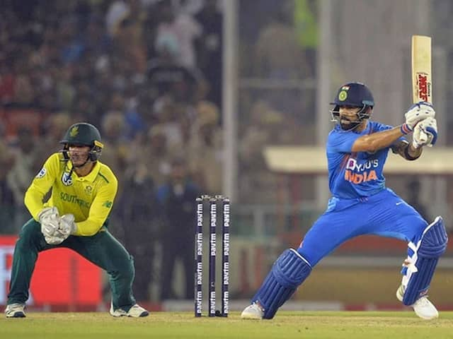 India vs South Africa, 1st ODI Preview: Weather In Focus As India Face South Africa At Dharamsala