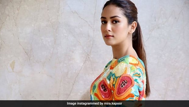 Mira Kapoor Bakes A Delicious Marble Cake At Home And Here's How It Looks (See Pics Inside)