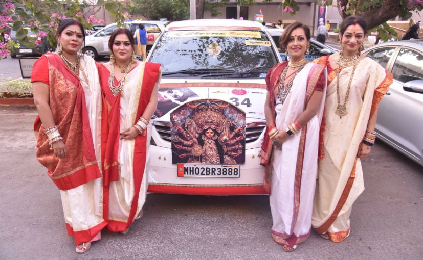 Over 400 Women Participate In JK Tyre Rally To The Valley