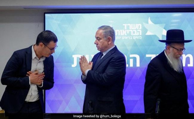 Ditch Handshake, Greet With Namaste: Israeli PM Amid Coronavirus Outbreak