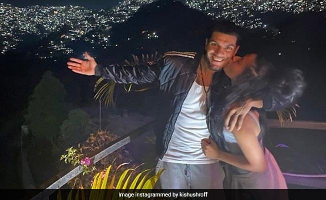 How Krishna Shroff And Boyfriend Eban Hyams' PDA Lit Up Mizoram