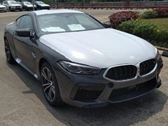 2020 BMW 8 Series Gran Coupe And M8 Spotted In India