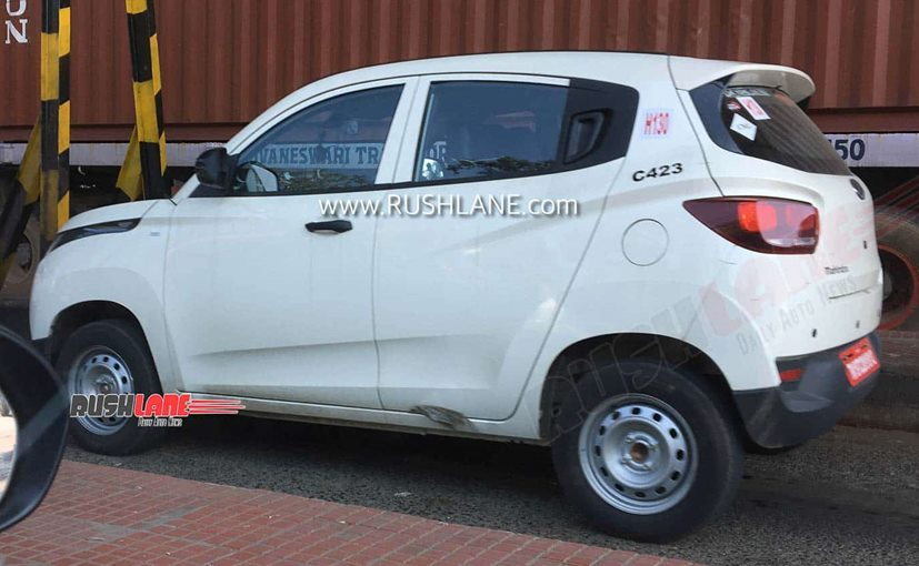 The BS6 compliant Mahindra KUV100 NXT CNG is likely to be launched soon in India