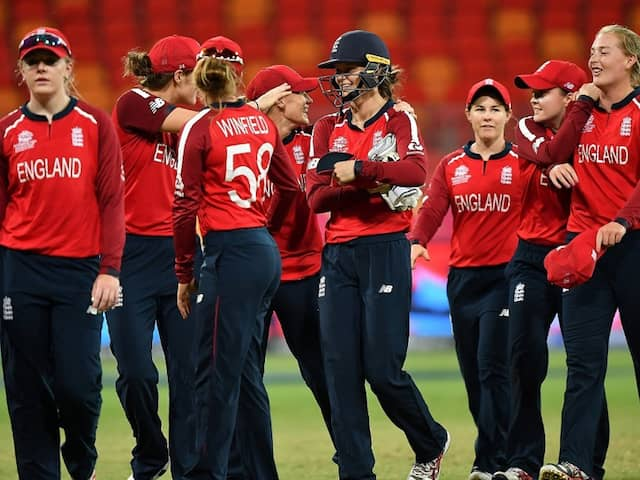 Womens T20 World Cup: England Beat West Indies By 46 Runs To Secure Semis Berth