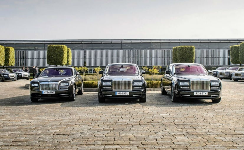 Rolls-Royce To Shut Production At Goodwood For 1 Month Over Coronavirus Pandemic
