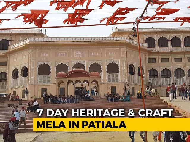 Video : Punjab Organises Craft Mela To Revive Cultural Heritage
