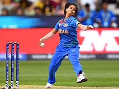 Poonam Yadav Lone Indian In Womens T20 World Cup Team Of The Tournament