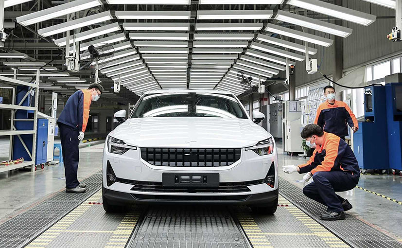 Polestar, which currently has one showroom, in Beijing, plans to have 20 showrooms in China