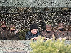 No Mask, No Mistake For Kim Jong Un Amid Coronavirus Scare