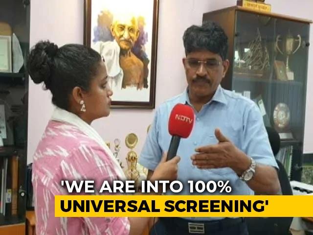 Video : Thermal Screenings At Domestic Airports In Kerala Amid Coronavirus Scare