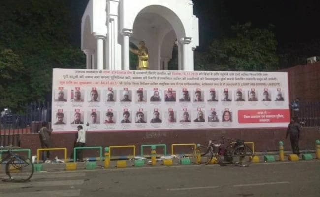 """After Remark On Privacy, UP Top Court Order On """"Shame"""" Hoardings Tomorrow"""