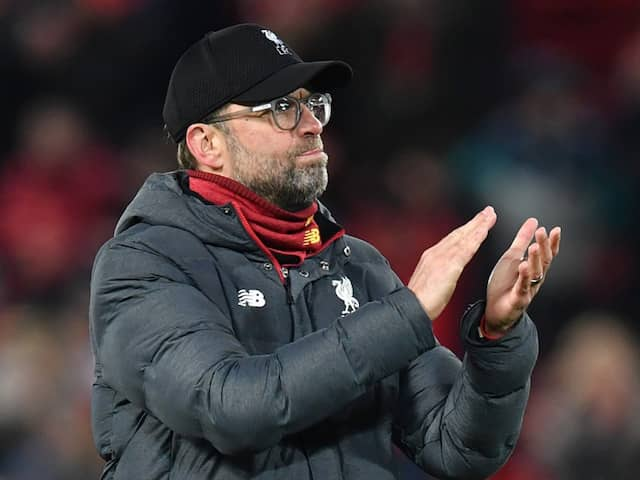 Coronavirus: Jurgen Klopp Says Liverpool Spirits Are High Despite Coronavirus Lockdown