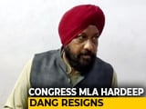 Video : Trouble For Congress In Madhya Pradesh As MLA Resigns; 3 More Missing