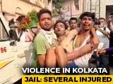 Video : Virus Scare Sets Off Clash In Kolkata Jail As Prisoners Seek Instant Bail
