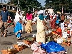 Lakhs On Kerala Streets For Attukal Pongala Despite Coronavirus Fears
