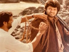 """When Anil Kapoor Chanelled His """"Inner Clint Eastwood."""" See Throwback Pic"""