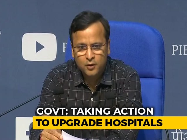 Video : Monitoring COVID-19 Situation Round-The-Clock: Health Ministry