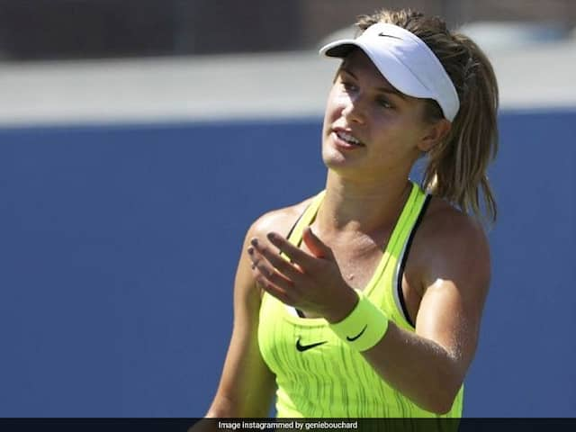 """Genie Bouchard Says """"Need To Stop"""" As Fans Email """"Dating Resumes"""" Amid Quarantine"""