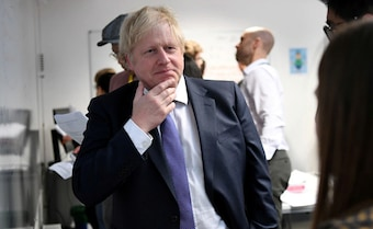 Boris Johnson Hospitalised 10 Days After Testing Positive For COVID-19