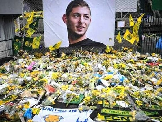 Man Charged Over Plane Death Of Footballer Emiliano Sala