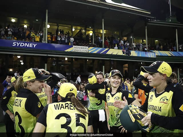 Womens T20 World Cup, AUS vs SA: Australia Beat South Africa By 5 Runs To Book Final Showdown Against India