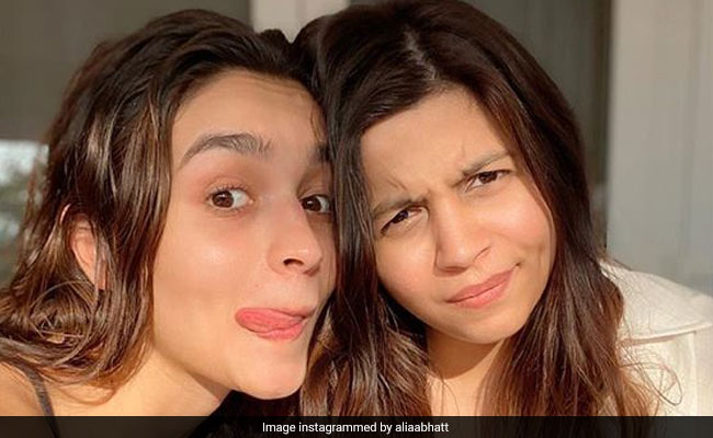 Slurp Alert: Heres What Alia Bhatt Baked With Sister Shaheen In Lockdown (See Pics Inside)
