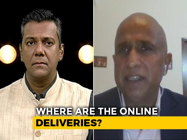 Video : Delivery Guys Risking Their Lives, Don't Beat Them Up: BigBasket Promoter