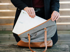 Notch Up Your Office Wear With These 8 Quirky Laptop Bags