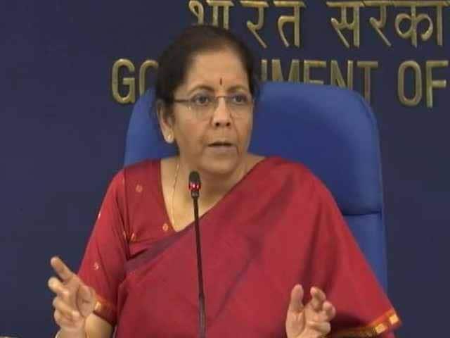 Video: Cabinet Clears Decriminalisation Of Companies Act: Nirmala Sitharaman