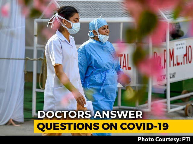 Video : Can Pets Spread Coronavirus? Doctors Answers Your Queries