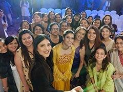 "Inside <I>Devi</I> Screening With Kajol, Shruti Haasan And Their ""Women's Club"""