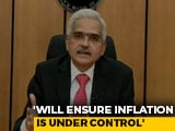 "Video : ""Outlook Highly Uncertain, Negative,"" Says RBI Governor Amid Pandemic"