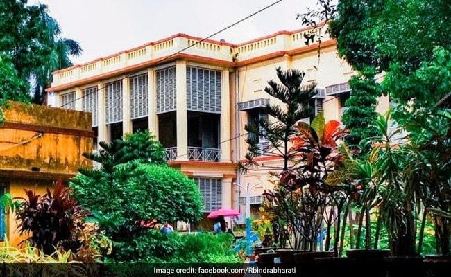 Kolkata Cops To Probe University Event Over Distortion Of Tagore's Lyrics
