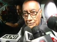 """Had BJP Chosen Sushma Swaraj In 2014..."": Digvijaya Singh Attacks PM Modi"