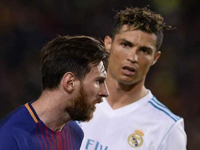 Sunil Chhetri Claims He Can Beat Lionel Messi, Cristiano Ronaldo In Carom