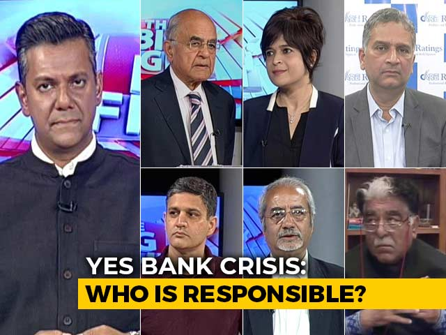 Video: The Big Fight: The Yes Bank Meltdown