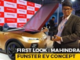 Video : Mahindra Funster EV Concept First Look