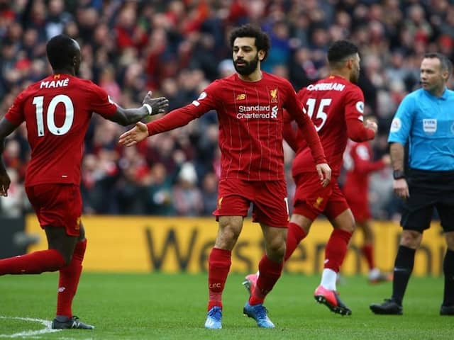 Coronavirus: Liverpool Left To Wait And Wonder With Premier League In Limbo