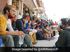Thousands Of Indian, Nepalese Migrant Workers Stranded At Border Amid Lockdown