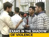 Video : CBSE Exams Today For Student In Delhi's Violence-Hit Areas