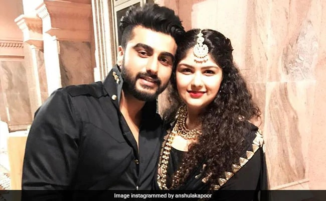 Arjun And Anshula Kapoor Have Been ?Isolating Together Since 1990.? Here?s Proof