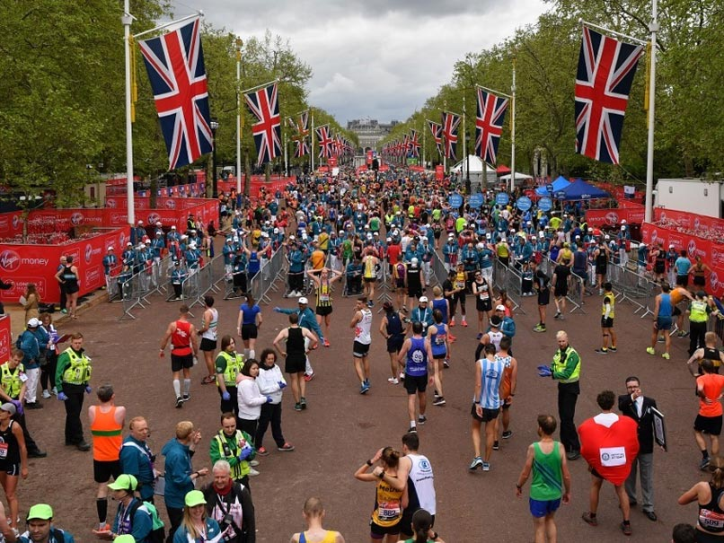 2020 London Marathon Postponed Due To Coronavirus