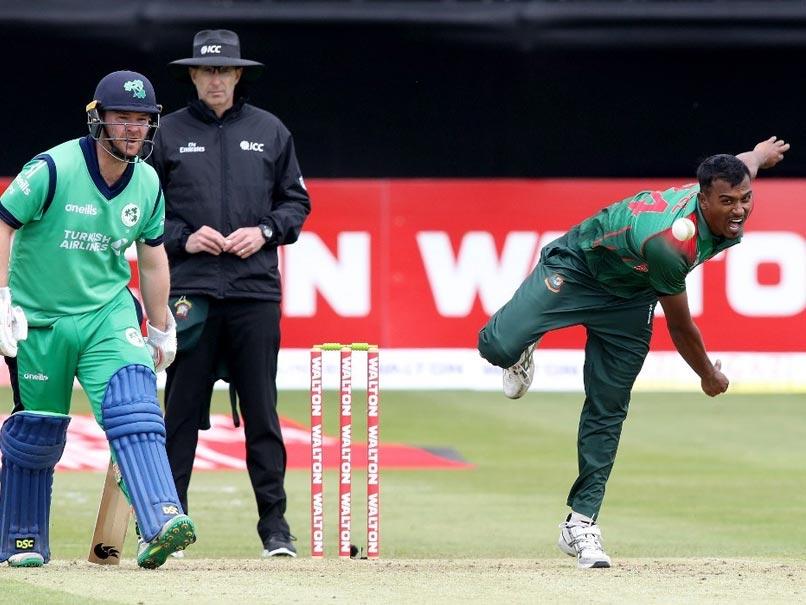 Coronavirus: Ireland-Bangladesh Series Postponed Due To Coronavirus