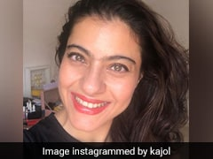 Like Kajol, Try 'A Stick Of Lipstick And A Wash Of Mascara' During Home Quarantine