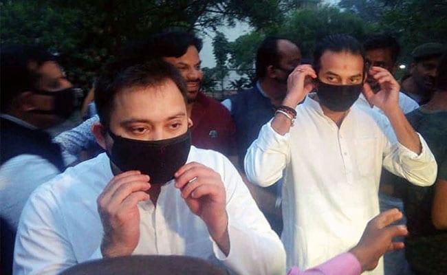तेजस्वी यादव ने VIDEO शेयर कर CM नीतीश कुमार पर साधा निशाना – बिहार सरकार का नया नारा, 'क्वारंटाइन गया कोरोना लाने'