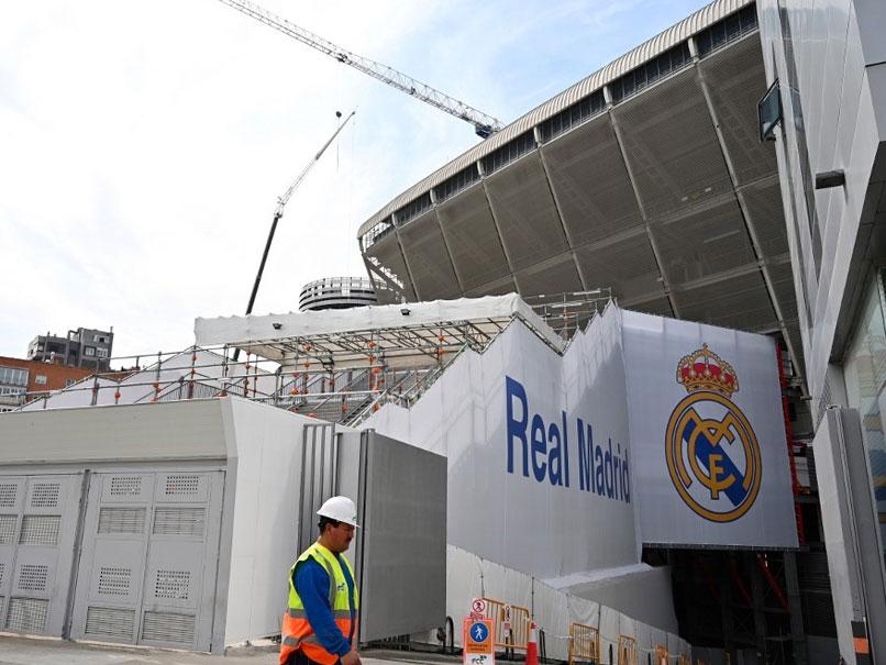 Coronavirus: Real Madrids Santiago Bernabeu To Be Used As Medical Storage Centre