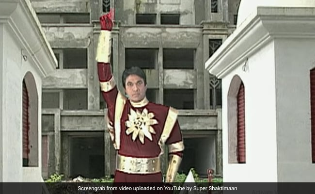 Shaktimaan Sequel On The Cards? Here's What Mukesh Khanna Said