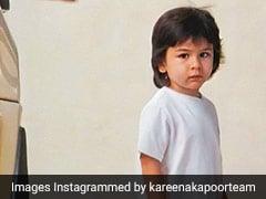 तैमूर अली खान के बदले तेवर, फोटोग्राफर्स को देख यूं रिएक्शन देते आए नजर- देखें Video