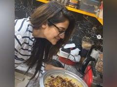 MP Nusrat Jahan To Malaika Arora: Celebs Share Recipes During Lockdown